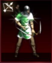 緑警備兵「弓」_アイコン
