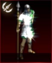 緑警備兵「槍」_アイコン