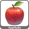 完熟リンゴ