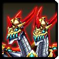 黄金のドラゴンのユニット画像