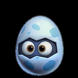 オートチェス_不思議な卵