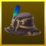 ベボスタ_海鳥帽子