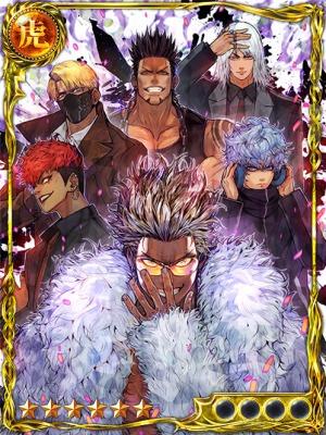 ≪煌 乱≫GREED villains