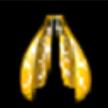 リネージュM_巨大女王アリの金色の羽