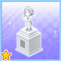 カリスマアイドルの石像_アイコン