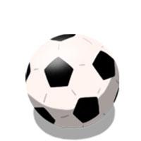 サッカーボール_アイコン