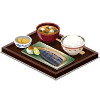 焼き魚定食_アイコン