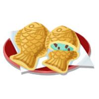 チョコミントたい焼き_アイコン