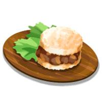 焼肉ライスバーガー_アイコン
