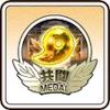 共闘メダル13