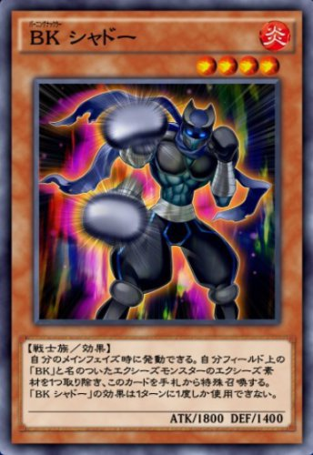 BK シャドーのカード画像