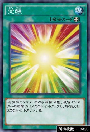 覚醒のカード画像
