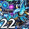 覇者の塔(22階)