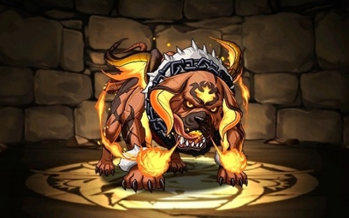 s_火の犬龍・トサワンドラ