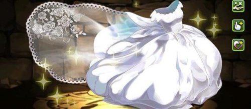パズドラ_白薔薇のウェディングドレス(アシスト装備)_評価と使い道