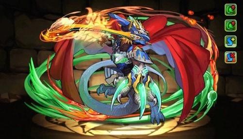 s_蒼き団長ドギラゴン剣 2