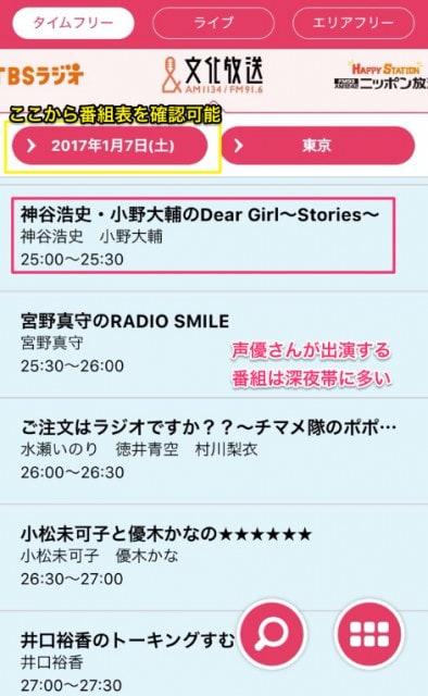 神谷 浩史と小野 大輔の人気ラジオ番組「DGS(Dear Girl~Stories ...