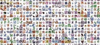 原作のポケモンでは全てのポケモンに\u201d色違い\u201dが存在する