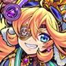 モンスト_アルビダ_獣神化アイコン