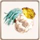 イキガミの毛玉