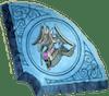 古代遺跡の魔幻獣の石板