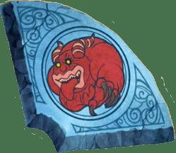 紅蓮の魔神の石板
