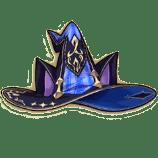 魔道士のとんがり帽子