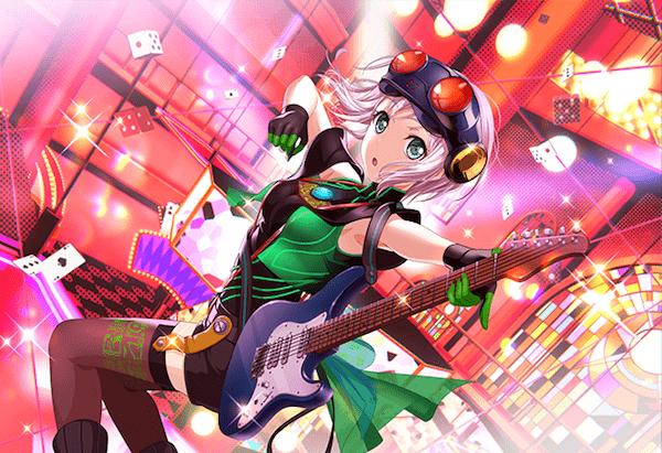 青葉モカ with NAVI&ネクロノミコン02