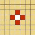 アークザラッド_スキル範囲自分中心十字