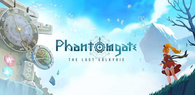 Phantomgate The Last Valkyrie top