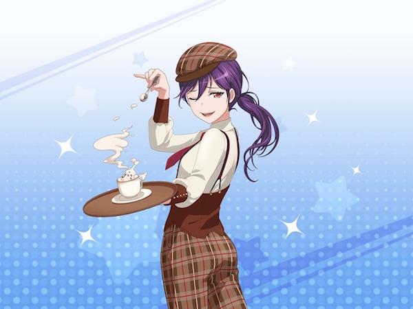 星2瀬田薫[カフェラテの香り]