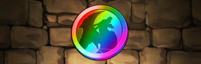 パズドラ_イベントメダル虹