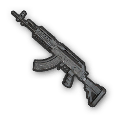 スマホ版PUBG、M762