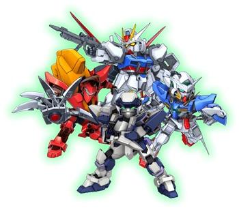 スーパーロボット大戦DD_ゲーム紹介_ワールド3