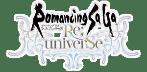 ロマンシングサガリユニバース、ロゴ 3