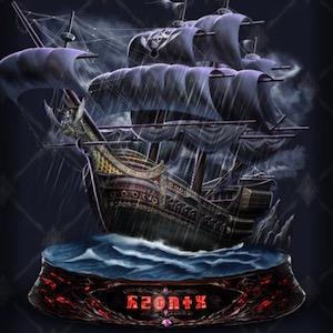ラスクラ_海賊船レグニス号