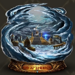 ラスクラ_天空城の雷神_icon