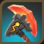 オートチェス_竜血の巨斧