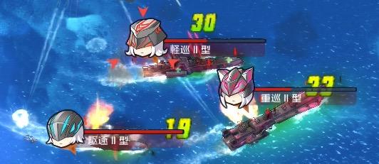 守護プロ_軽巡Ⅱ型