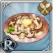チキン・マタンゴバター焼き