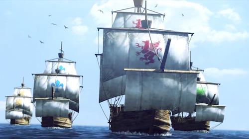 大航海時代Ⅳ_過去作