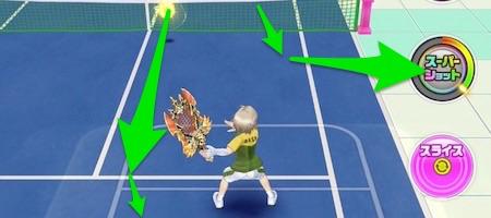 猫 越前 白 テニス