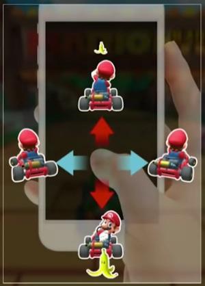 【マリオカートツアー】ブレーキはある?減速させる方法を解説