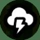 豪雨_天候icon
