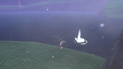 【ポケモンソードシールド】釣りには釣り竿は不要!/ポケモン剣盾