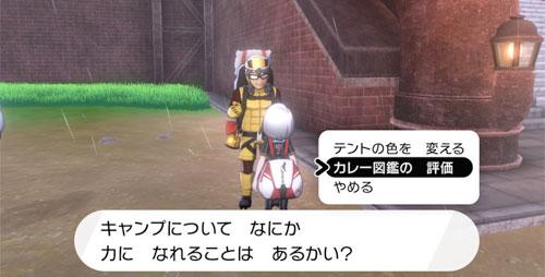 カレー 図鑑 ソード ポケモン
