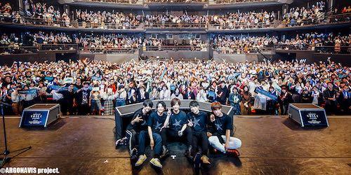【バンドリ!】Argonavis 2nd LIVE 「VOICE -星空の下の約束-」レポート