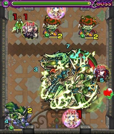 覇者 の 22 モンスト 塔