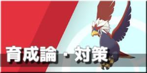 ポケモン剣盾_ウォーグル_育成論アイキャッチ