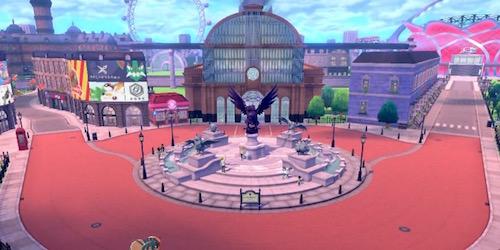 【ポケモン剣盾】シュートシティのマップ攻略と入手アイテム